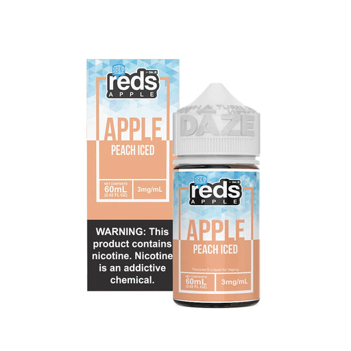 Reds Apple - Peach Iced