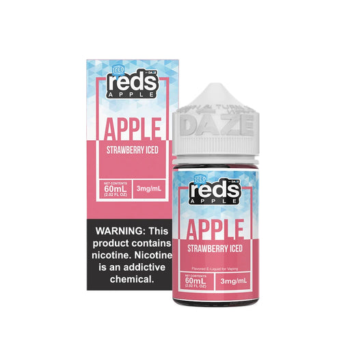 Reds Apple - Strawberry Iced