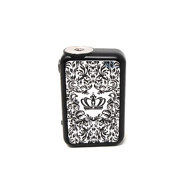 Uwell Crown IV Mod (Crown 4 Mod) Silver