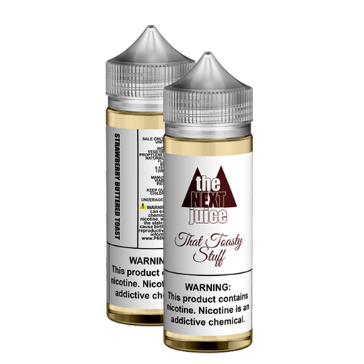 The NEXT Juice - That Toasty Stuff - Vapor in a Bottle