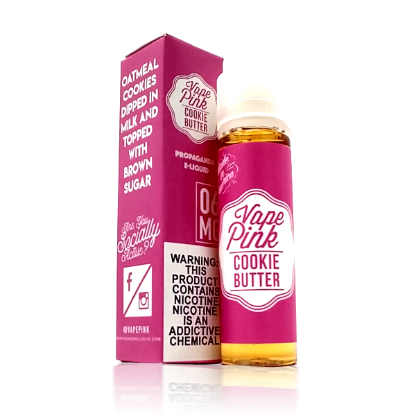 Vape Pink - Cookie Butter