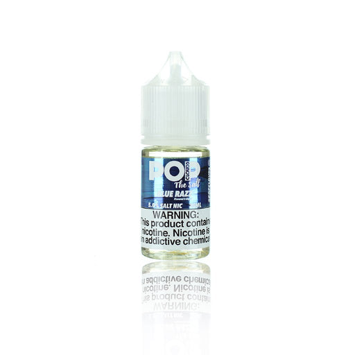 Pop Clouds Salts - Blue Razz - Vapor in a Bottle