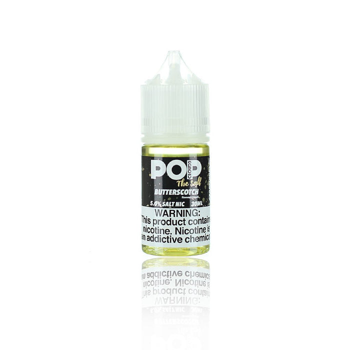 Pop Clouds Salts - Butterscotch - Vapor in a Bottle