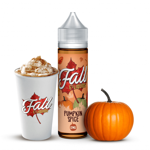 Fall E-Liquids - Pumpkin Spice - Vapor in a Bottle