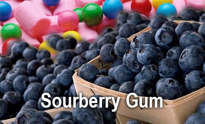 Sourberry Gum