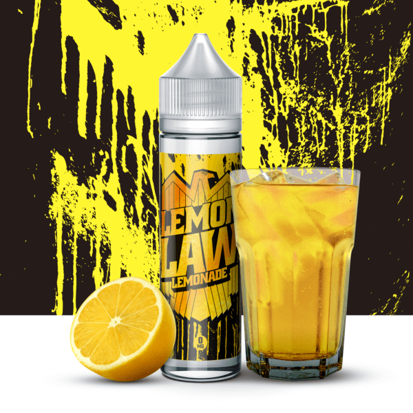 Lemon Law - Lemonade - Vapor in a Bottle