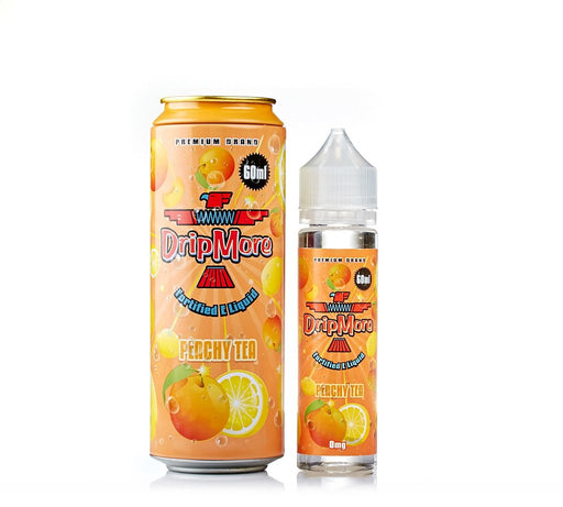 Drip More - Peachy Tea - Vapor in a Bottle