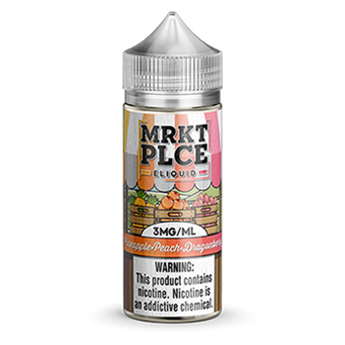 MRKTPLCE - Pineapple Peach Dragonberry - Vapor in a Bottle
