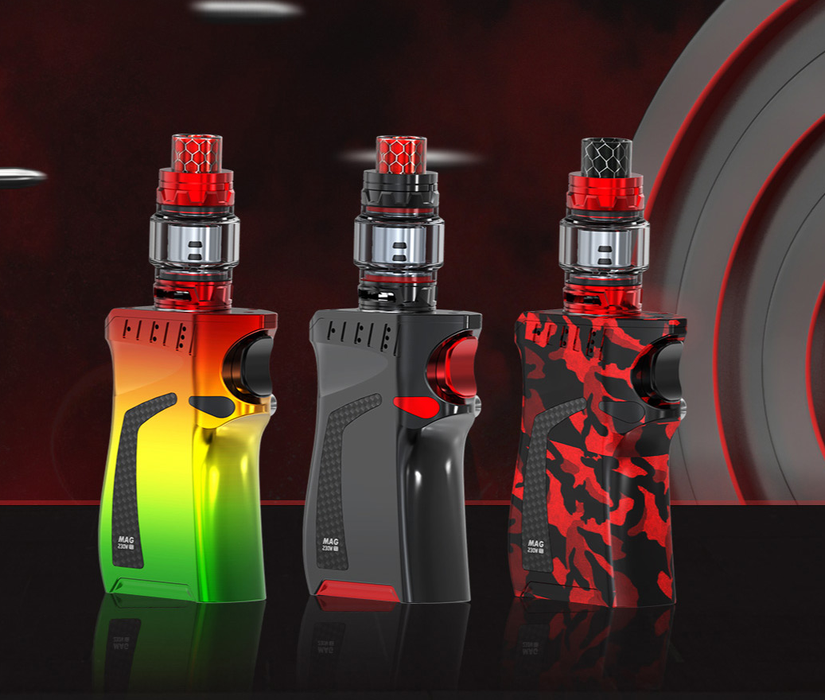 Smok Mag Kit - 225W - TFV12 Prince Tank Included - Vapor in a Bottle