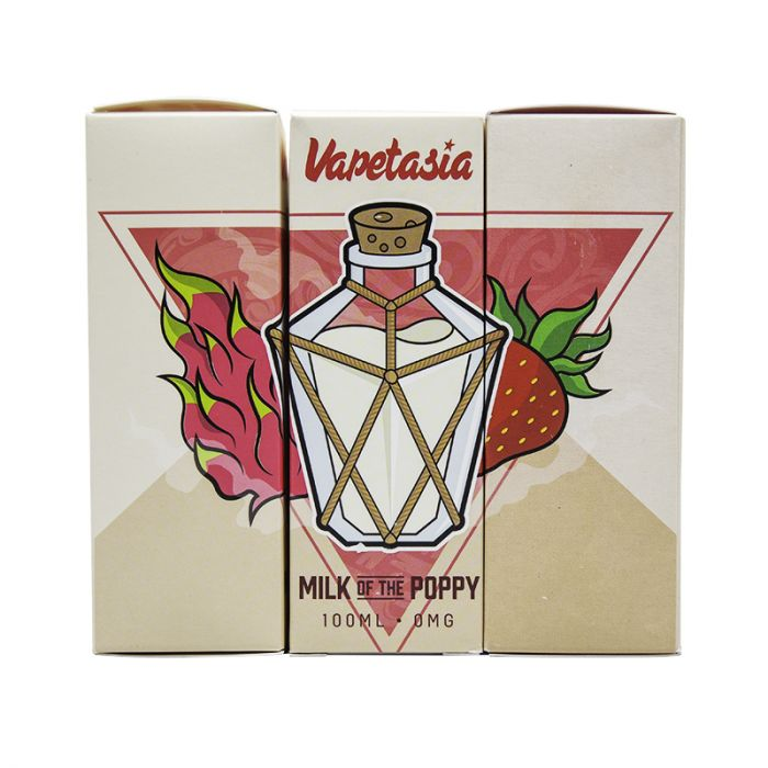 Vapetasia - Milk of the Poppy - Vapor in a Bottle