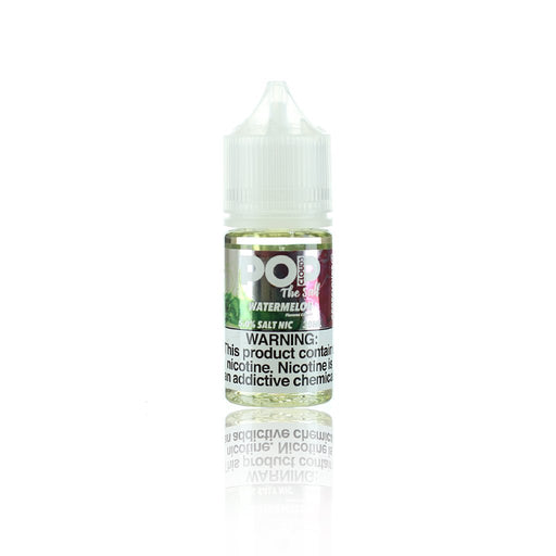 Pop Clouds Salts - Watermelon - Vapor in a Bottle
