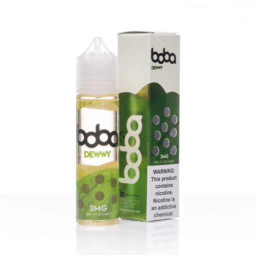 Boba - Dewwy Boba - Vapor in a Bottle