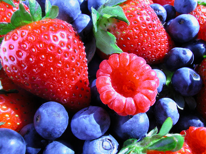 Can Berries, Citrus Fruits, Boost Male Sexual Health?