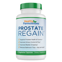 Prostate Regain Premium Prostate Supplement (FREE 2-Week Starter Kit)