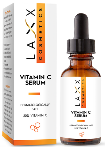 𝗣𝗢𝗪𝗘𝗥𝗙𝗨𝗟 𝗩𝗜𝗧𝗔𝗠𝗜𝗡 𝗖 𝗦𝗘𝗥𝗨𝗠 𝗳𝗼𝗿 𝗳𝗮𝗰𝗲 with Hyaluronic Acid Serum - This Face Serum Will Hydrate, Brighten & Plump Skin While Filling In Those Fine Lines & Wrinkles. B0843H644M, UPC: 700461919971