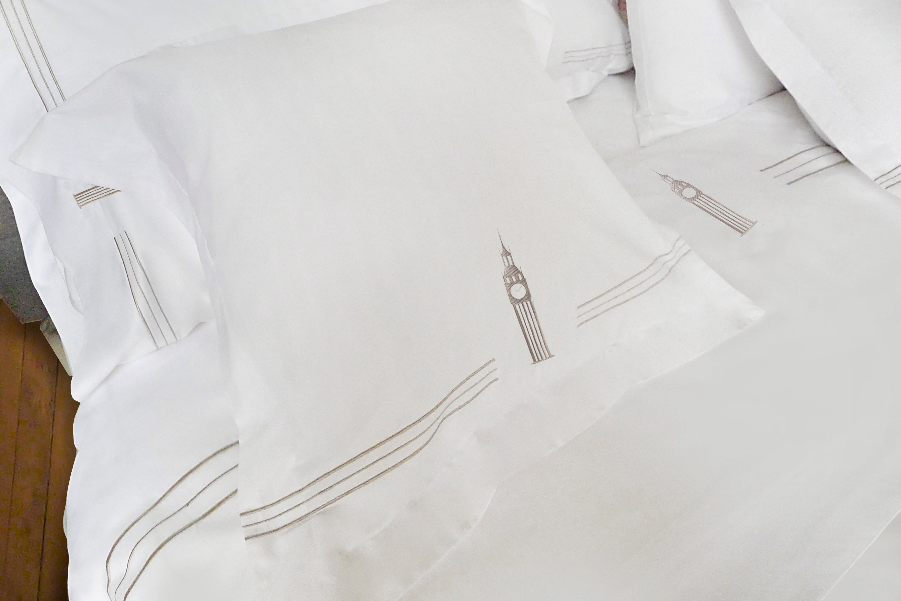 Big Ben King Luxury Sheet Set   50% off!!! Usually $298, now only $149!