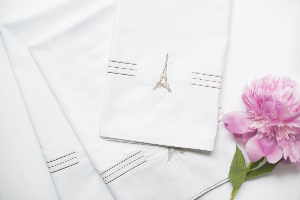 Eiffel Tower Standard Luxury Pillow Cases (Set of 2) 30% off!!! Usually $55, now only $39!