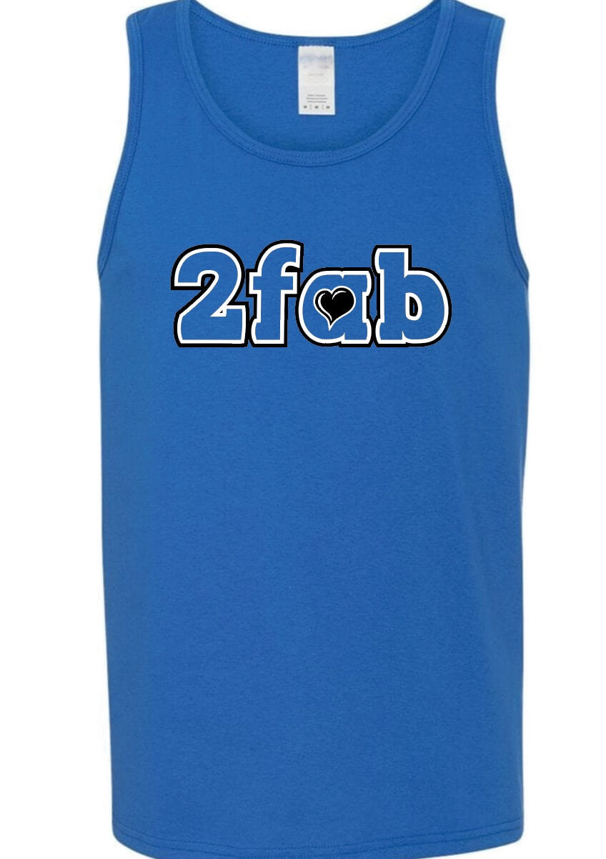 *NEW Blue Team Tank