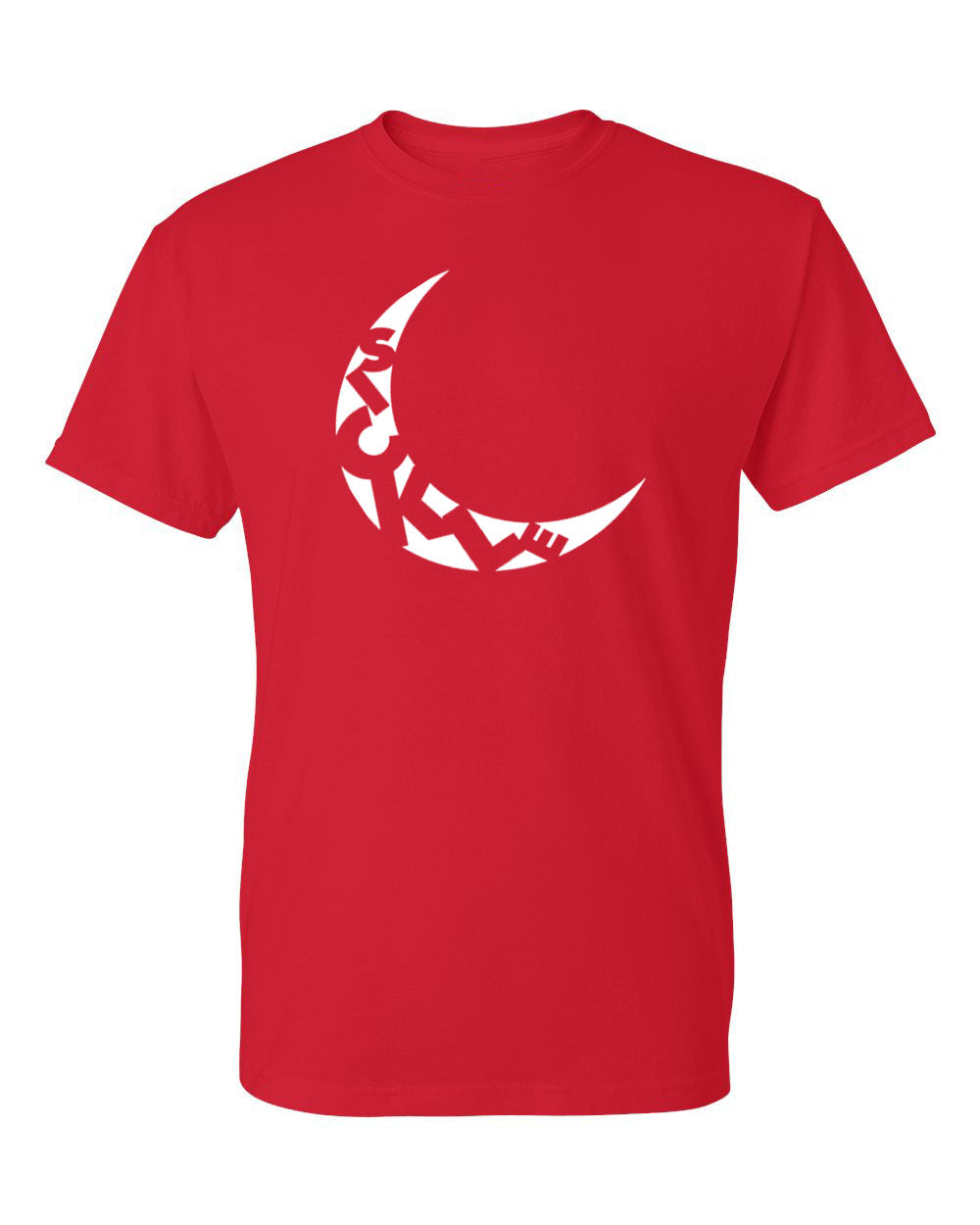 Crescent Tee - Red