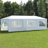 Wedding Canopy Tent With Sides and Windows