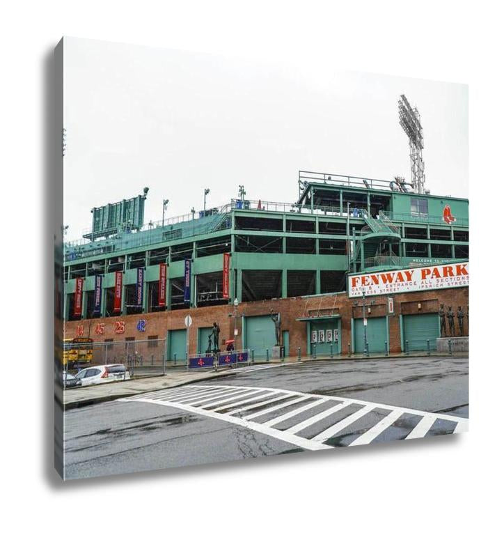 Gallery Wrapped Canvas, Fenway Park Stadium Boston Massachusetts