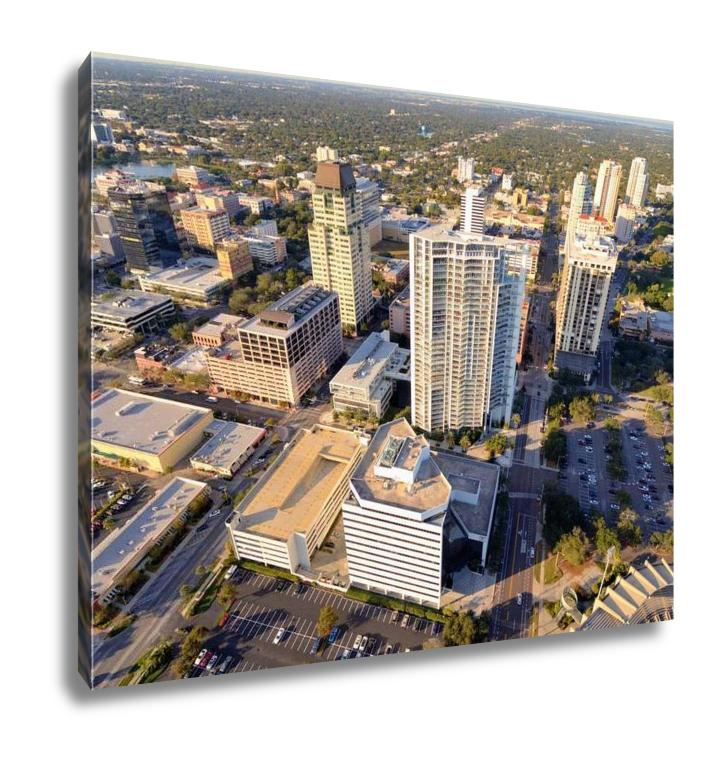 Gallery Wrapped Canvas, Downtown St Petersburg Florida