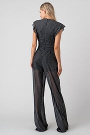 Bella Black Jumpsuit