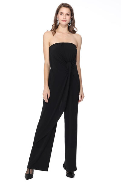 Tina Twist Front Jumpsuit