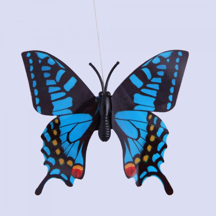 ... Solar Powered Butterfly For Your Yard Or Garden Simulates Flight ...