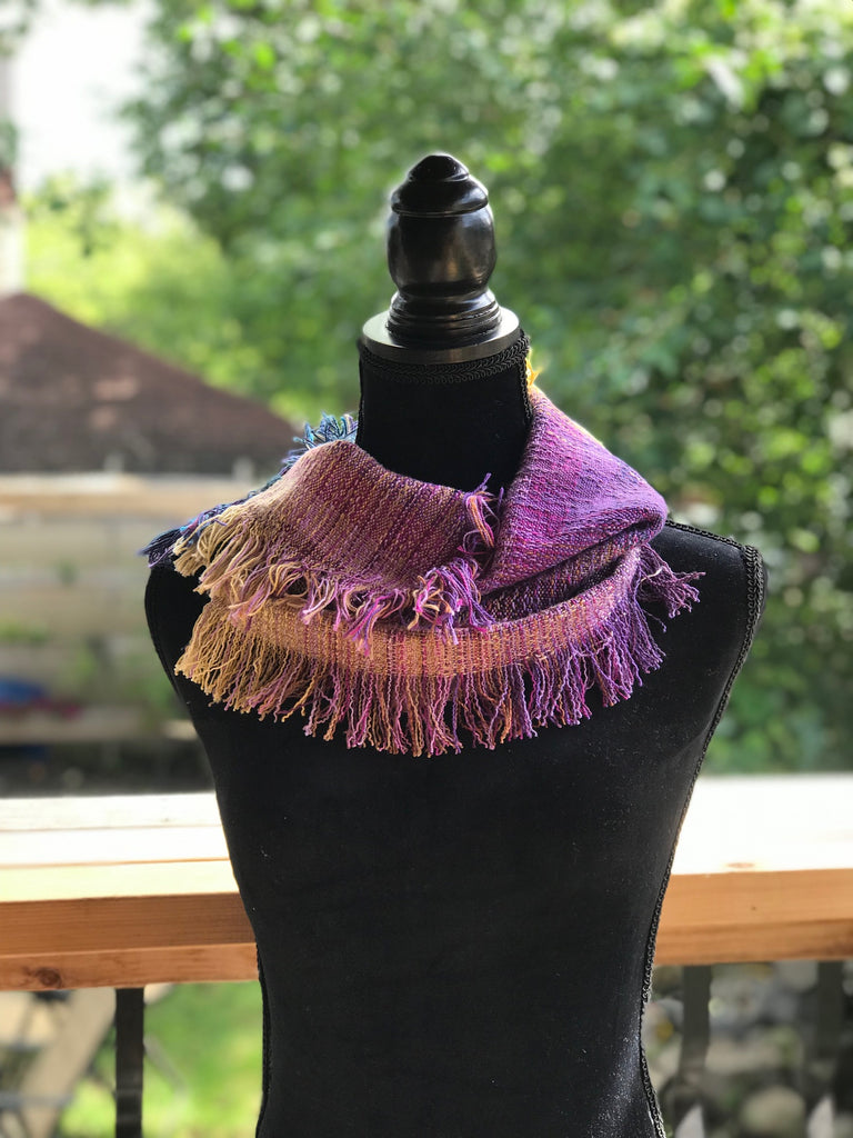 Handwoven Cowl - Eminence