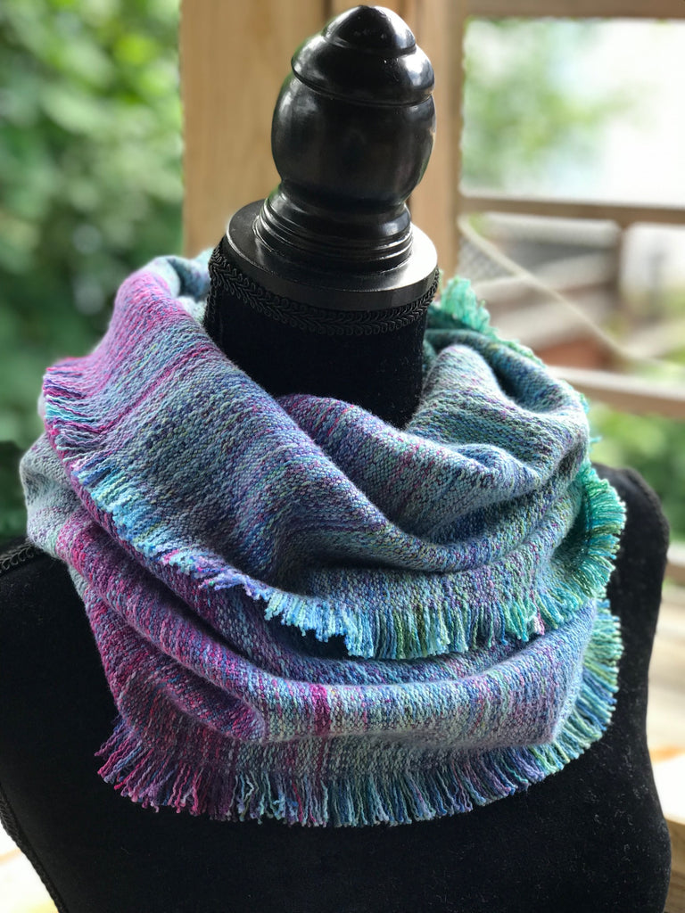 Handwoven Cowl - Bundle of Joy