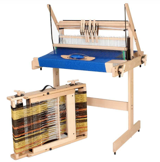 Louet Jane Table Looms & Accessories - Fibre Maven & Va Va Valoom Handwoven