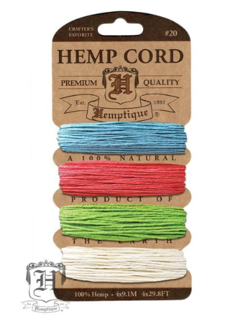 Hemp Cord Kit - Chit Chat
