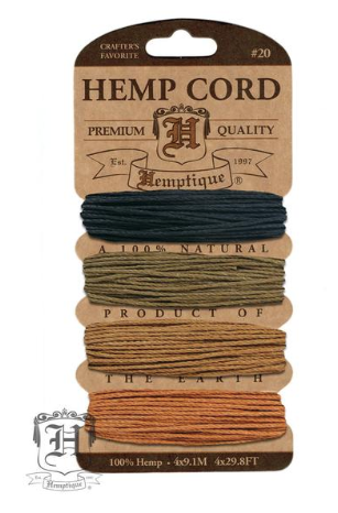 Hemp Cord Kit - Desert Dawn