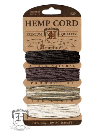 Hemp Cord Kit - Earthy