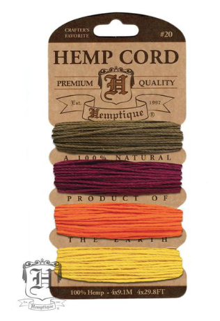 Hemp Cord Kit - Sadie Hawkins
