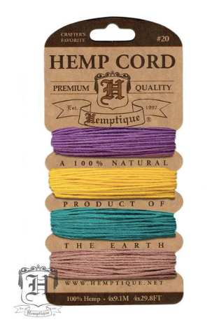 Hemp Cord Kit - Jester