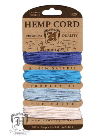 Hemp Cord Kit - Tidal Pool