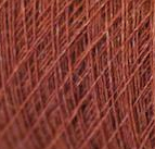 Wool Stainless Steel - 1/17/6 -colour 45 - Terra Cotta