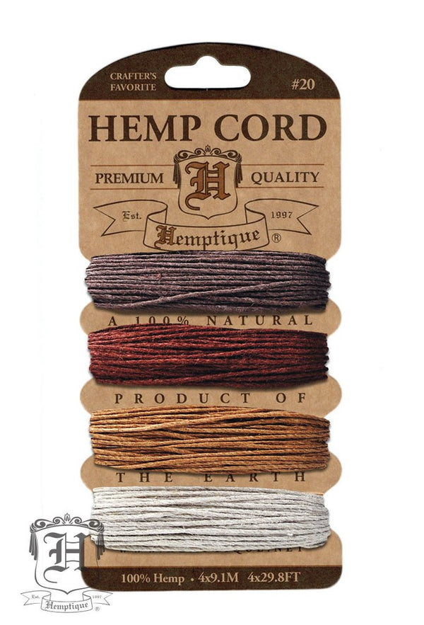 Hemp Cord Kit - Bronze
