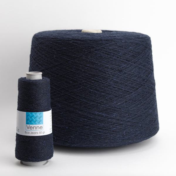 Eco Jeans Recycled Yarn, 50 gr