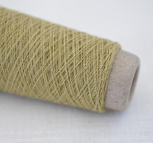 Wool Stainless Steel - 1/17/6 - colour 12 - Mustard
