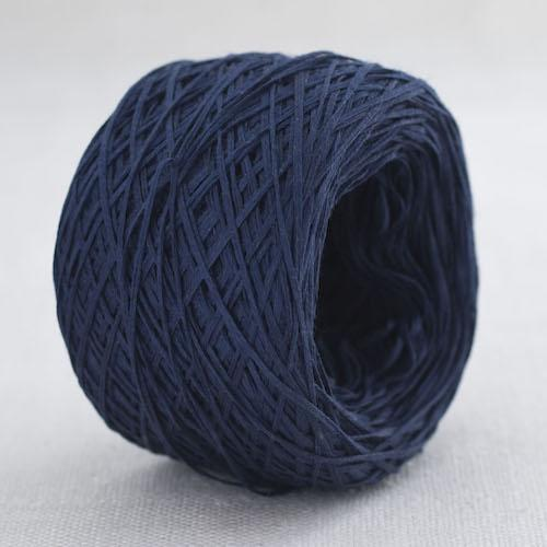 Cotton Gima - Lace Weight - Navy