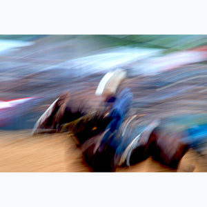 "All a Blur, Custom Archival Pigment Prints (16""x24"" or 24""x36"") - Norlynne Coar Fine Art"