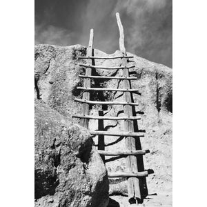 "Ladder to the Sky (18""x12"", 24""x16"", 36""x24"" or 45""x30"") - Norlynne Coar Fine Art"