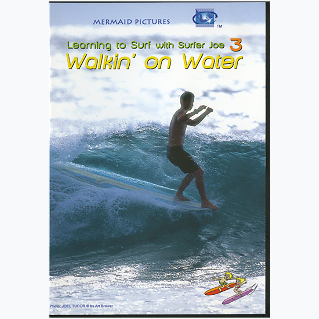 Learning to Surf with Surfer Joe III -- Walkin' on Water ($3.99 - $24.99)