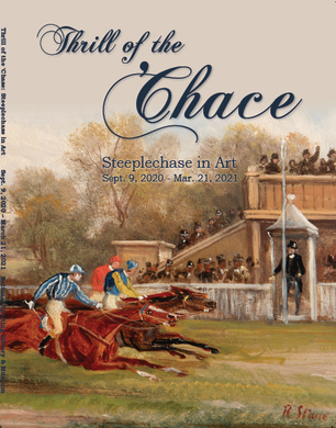 Thrill of the 'Chace: Steeplechase in Art