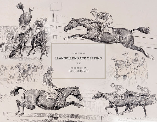 Inaugural Llangollen Race Meeting