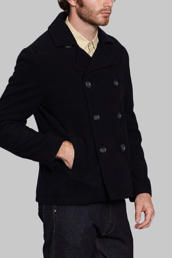Coats Wool Fisherman Coat JAGVI Conspiracy New York
