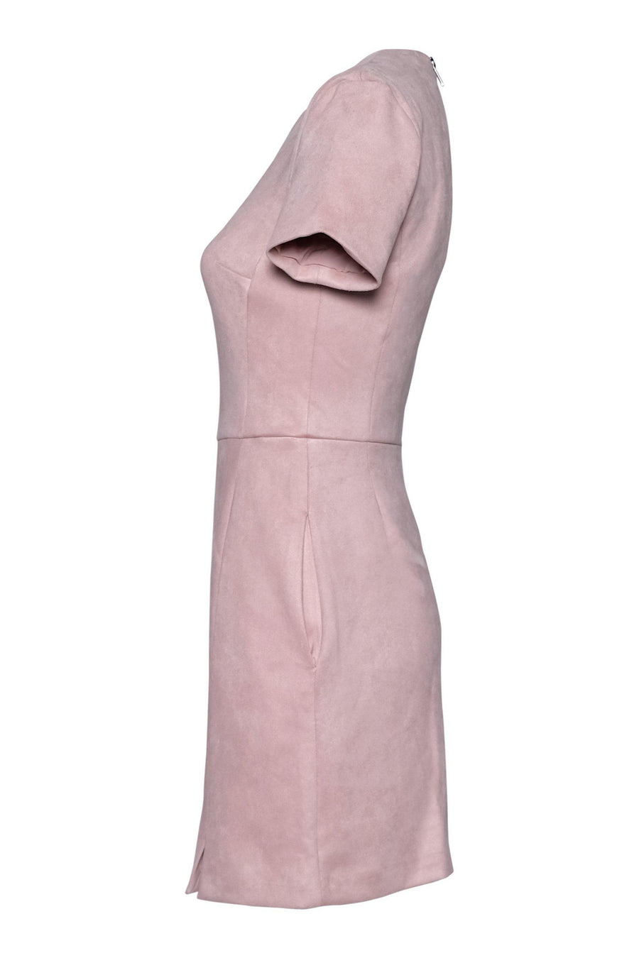 08d942194c5 ... Dresses Faux Suede A-line Dress French Connection Conspiracy New York